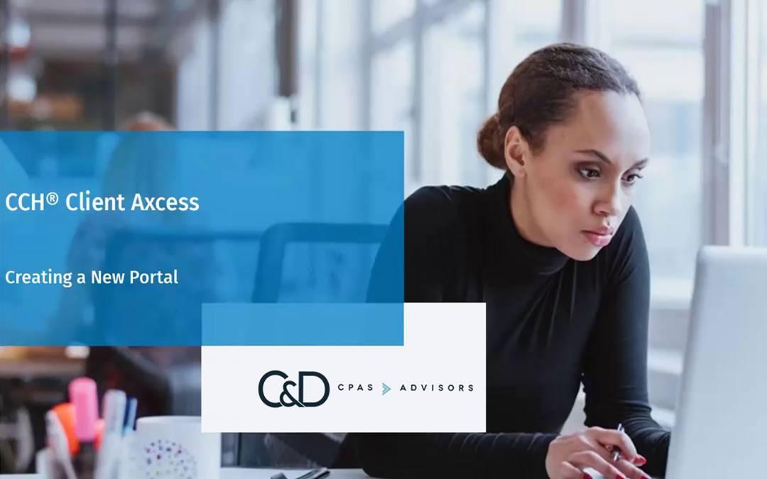 The C&D Client Portal