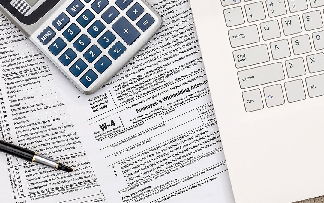 What to Know About the New W-4 Draft Released By the IRS