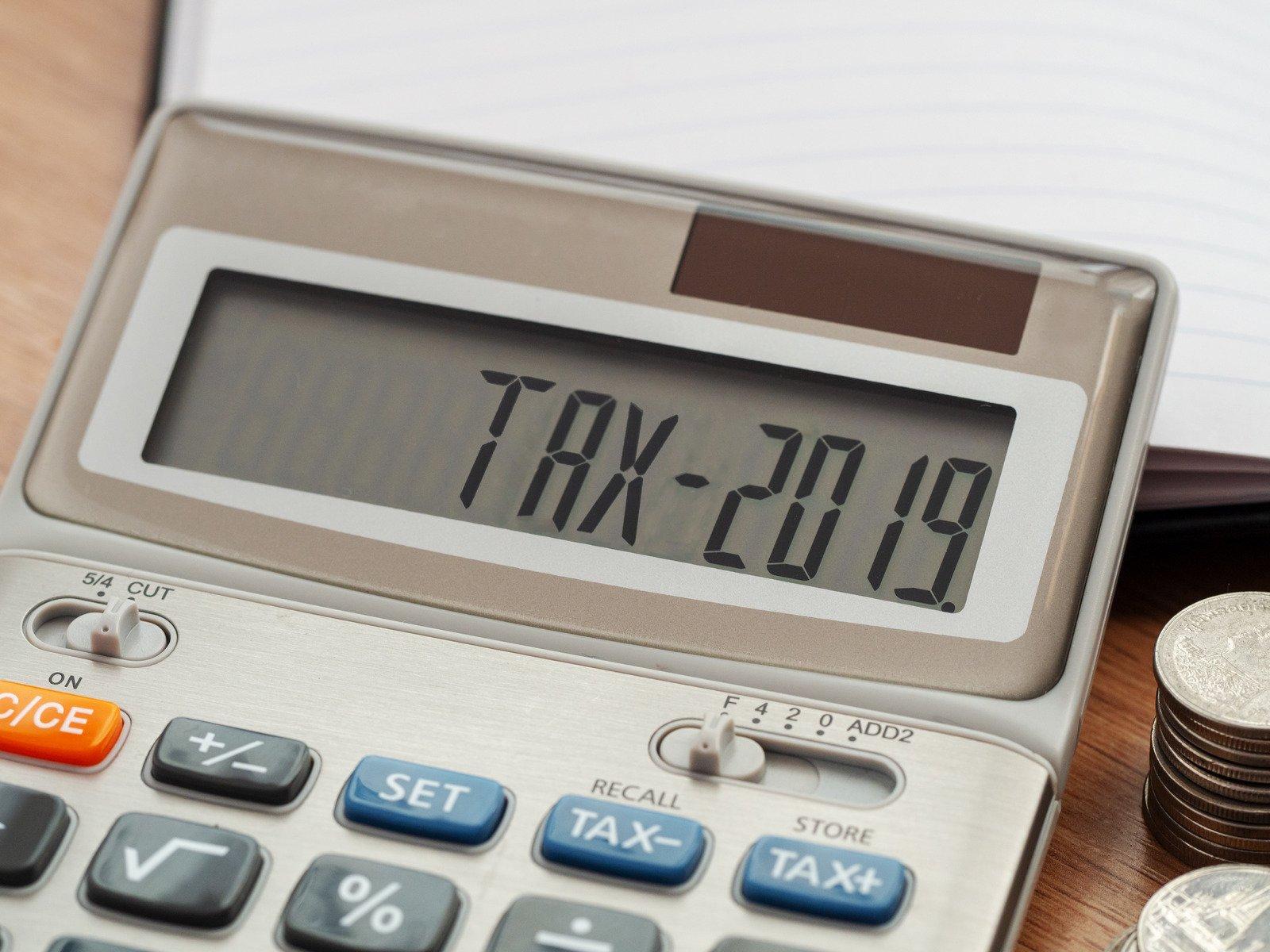 2019 Tax Law Update