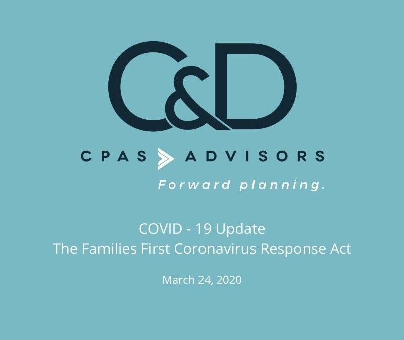 The Families First Coronavirus Response Act