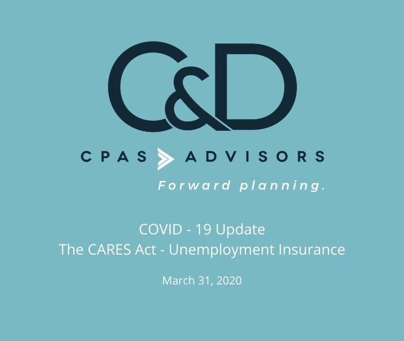 The CARES Act – Unemployment Insurance
